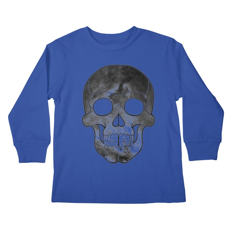 hellish. Kids Longsleeve T-Shirt by Jason Henricks' Artist Shop