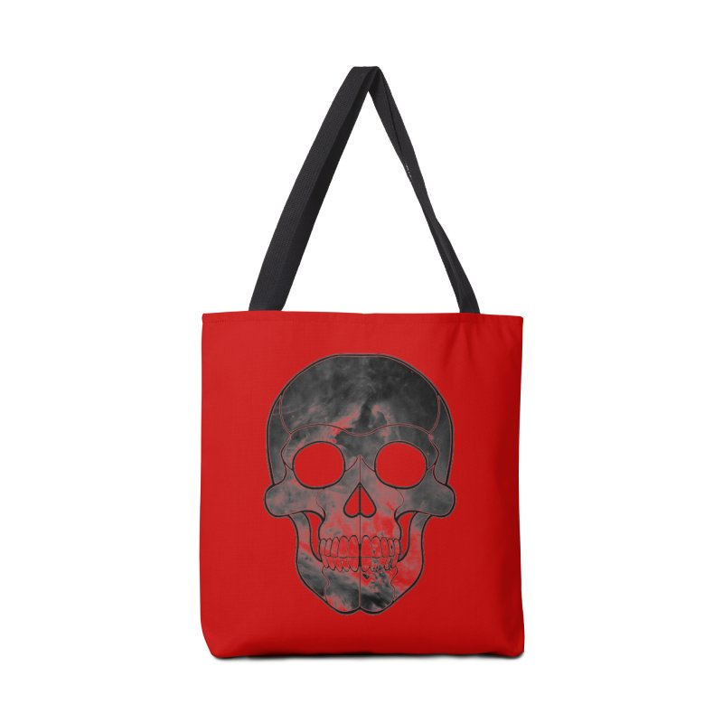 hellish. Accessories Bag by Jason Henricks' Artist Shop