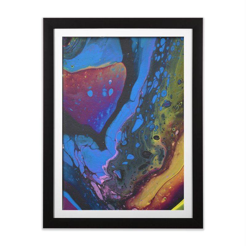 twenty7teen in Framed Fine Art Print Black by Jason Henricks' Artist Shop