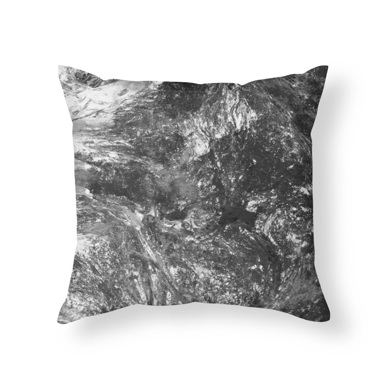 ninety6 Home Throw Pillow by Jason Henricks' Artist Shop