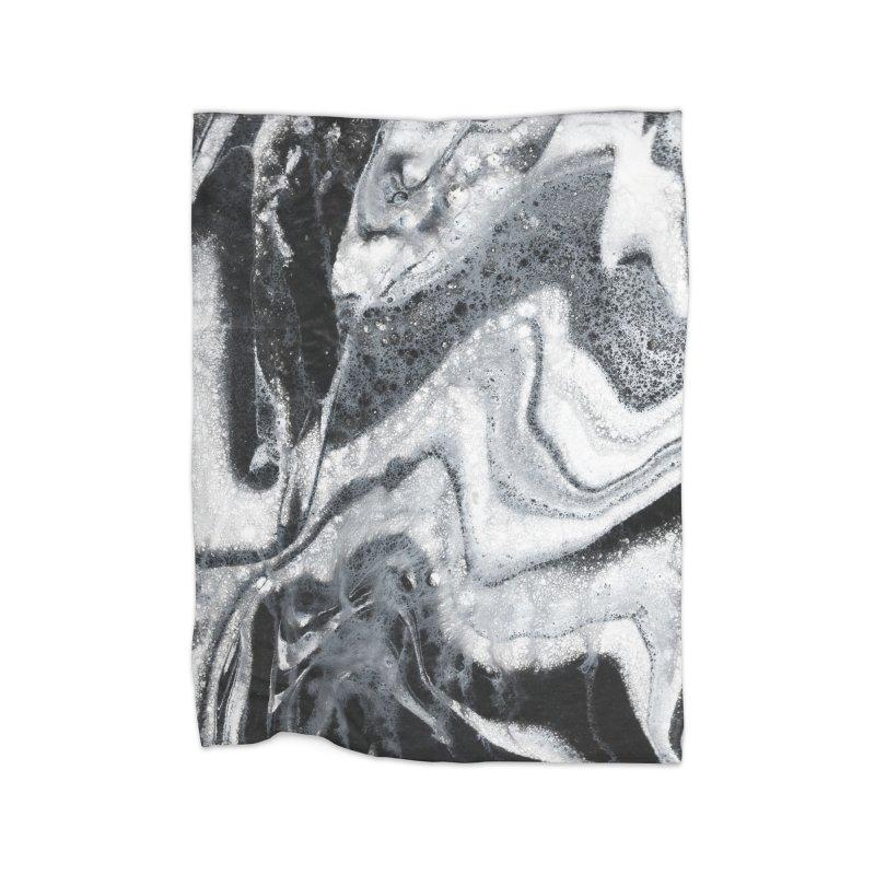 Ninety8 Home Fleece Blanket by Jason Henricks' Artist Shop