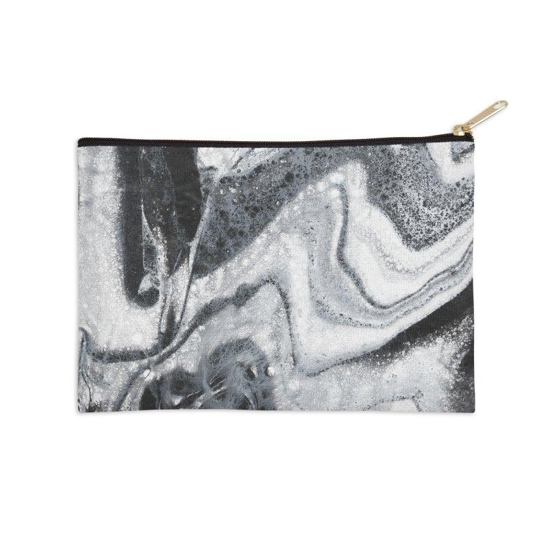 Ninety8 Accessories Zip Pouch by Jason Henricks' Artist Shop