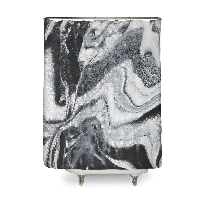 Ninety8 Home Shower Curtain by Jason Henricks' Artist Shop