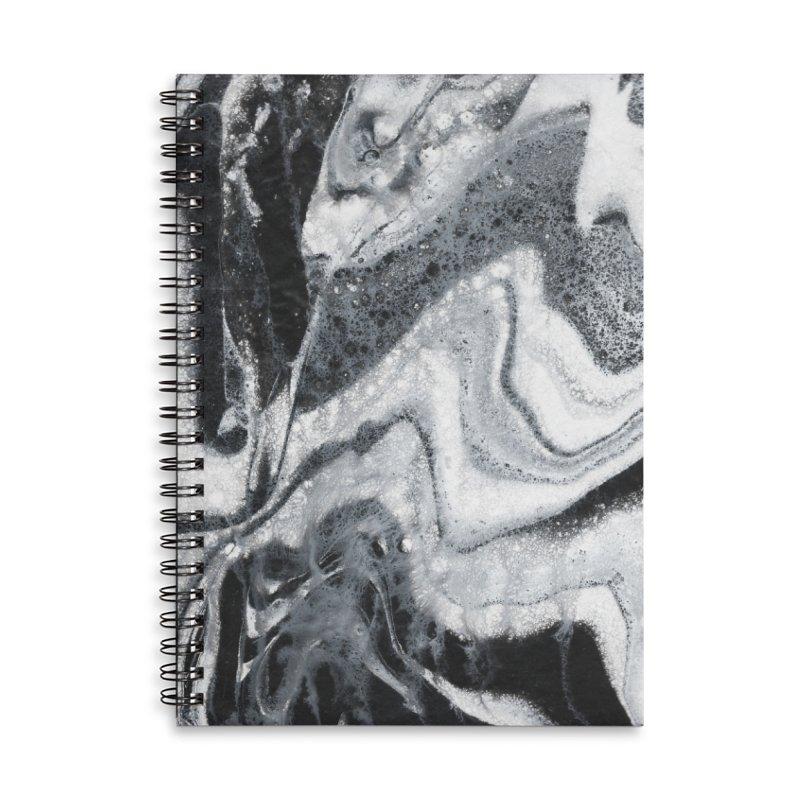 Ninety8 in Lined Spiral Notebook by Jason Henricks' Artist Shop