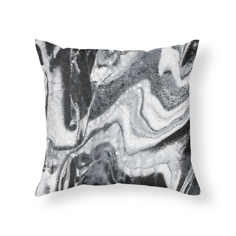 Ninety8 Home Throw Pillow by Jason Henricks' Artist Shop