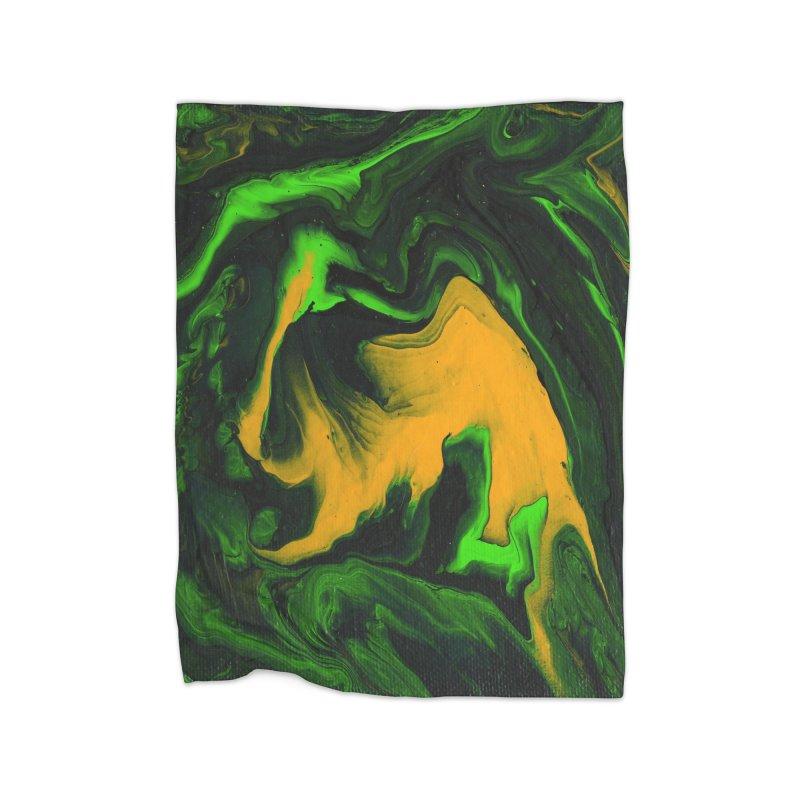 eighty8 Home Blanket by Jason Henricks' Artist Shop