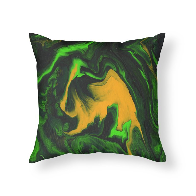 eighty8 Home Throw Pillow by Jason Henricks' Artist Shop