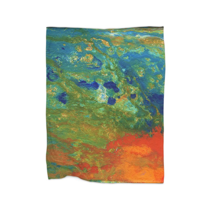 20zero1 Home Fleece Blanket by Jason Henricks' Artist Shop