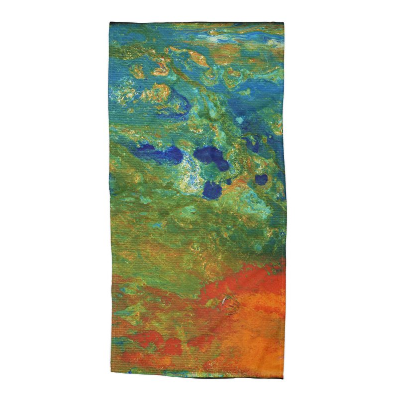 20zero1 Accessories Beach Towel by Jason Henricks' Artist Shop