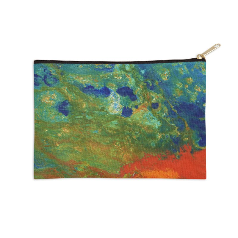 20zero1 Accessories Zip Pouch by Jason Henricks' Artist Shop
