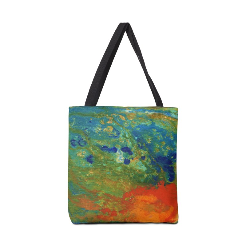 20zero1 Accessories Bag by Jason Henricks' Artist Shop