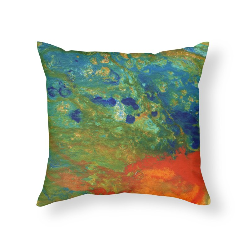 20zero1 Home Throw Pillow by Jason Henricks' Artist Shop