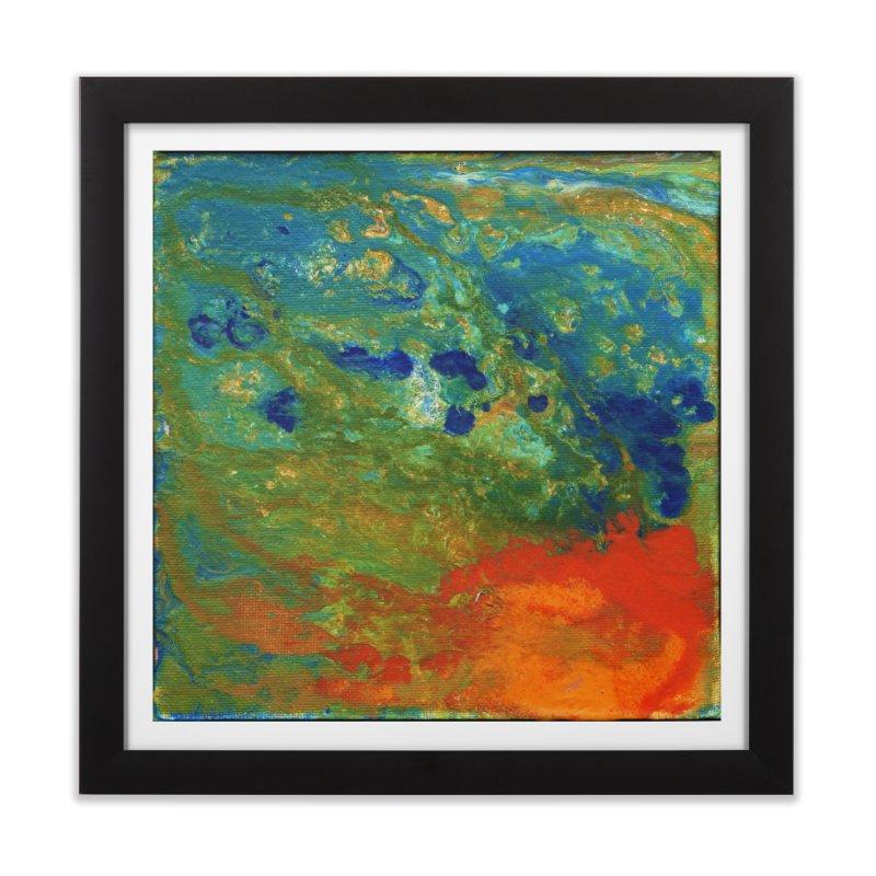 20zero1 Home Framed Fine Art Print by Jason Henricks' Artist Shop