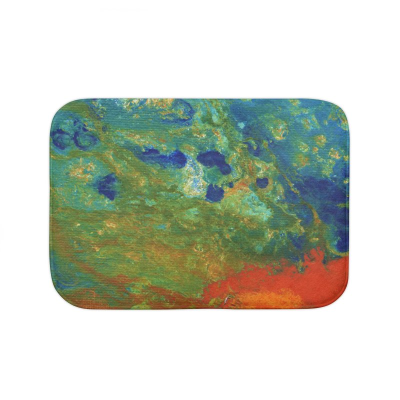 20zero1 Home Bath Mat by Jason Henricks' Artist Shop