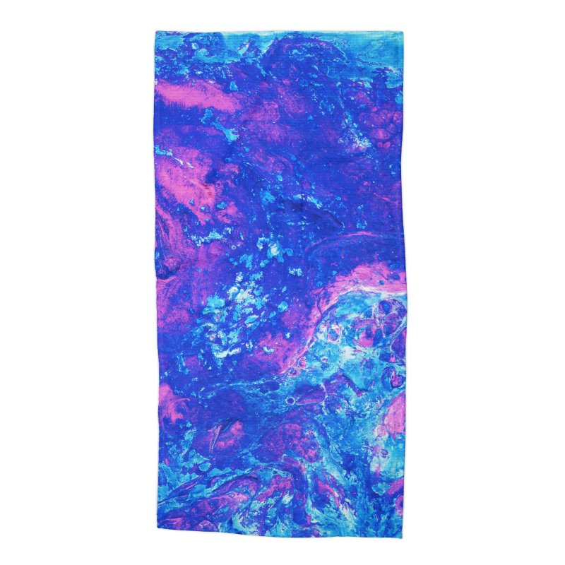 ninety7 Accessories Beach Towel by Jason Henricks' Artist Shop