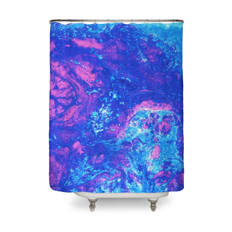 ninety7 Home Shower Curtain by Jason Henricks' Artist Shop