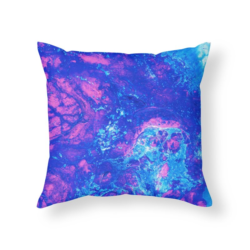 ninety7 Home Throw Pillow by Jason Henricks' Artist Shop