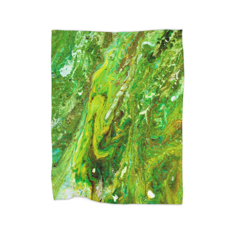 19eighty Home Fleece Blanket by Jason Henricks' Artist Shop