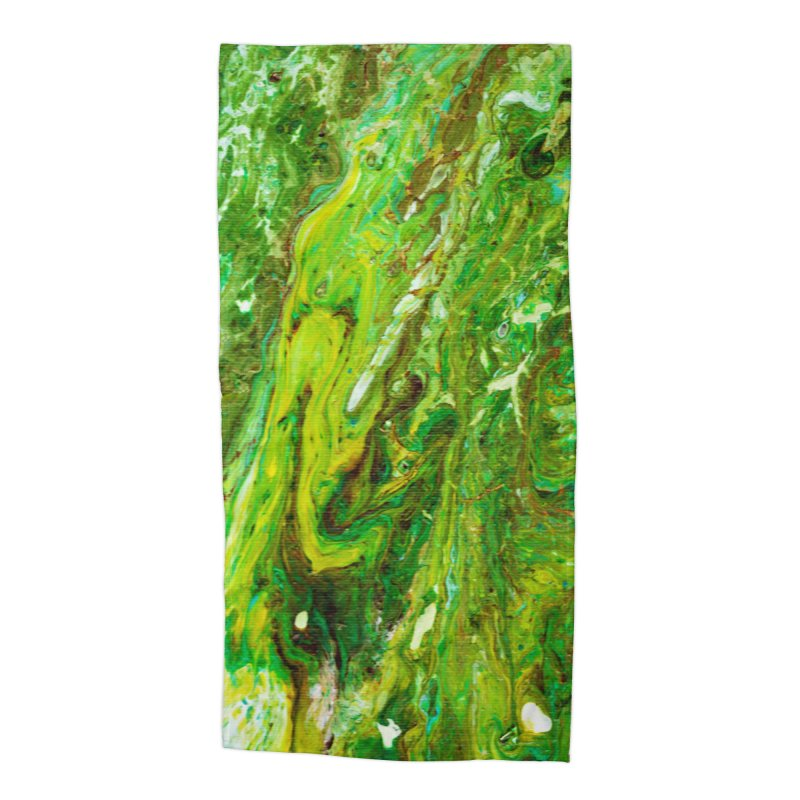 19eighty Accessories Beach Towel by Jason Henricks' Artist Shop