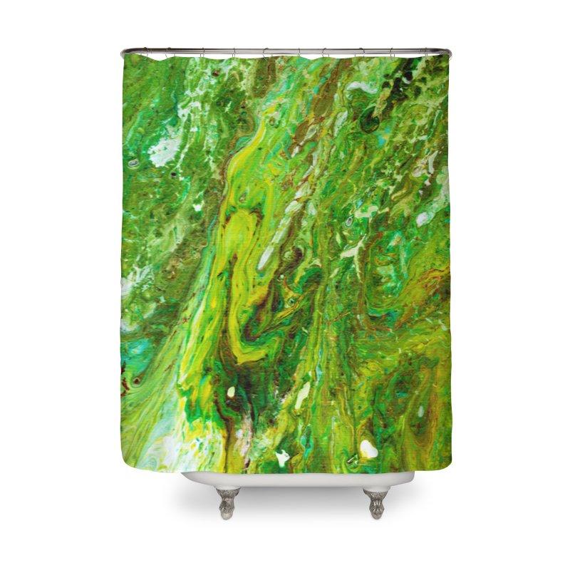 19eighty Home Shower Curtain by Jason Henricks' Artist Shop