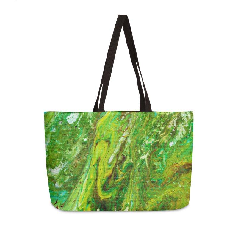 19eighty Accessories Weekender Bag Bag by Jason Henricks' Artist Shop