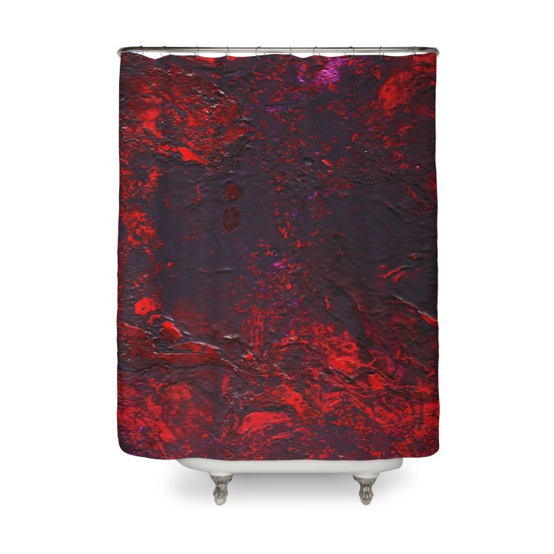 twenty11 Home Shower Curtain by Jason Henricks' Artist Shop