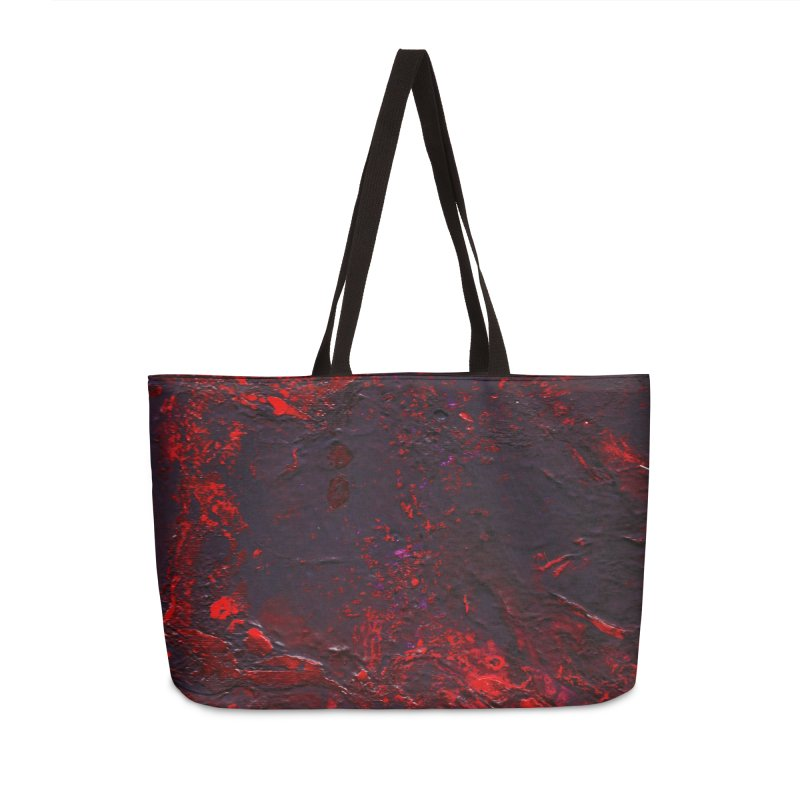 twenty11 Accessories Weekender Bag Bag by Jason Henricks' Artist Shop