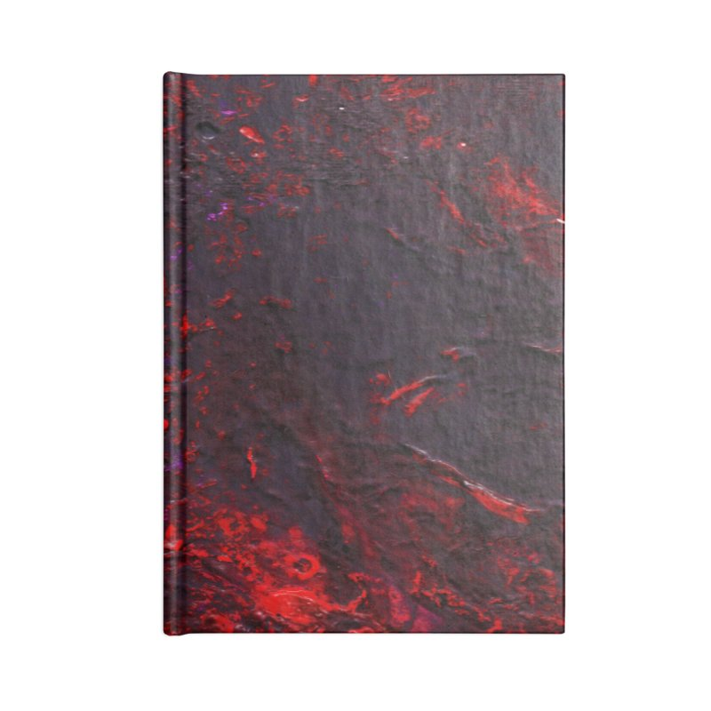 twenty11 Accessories Notebook by Jason Henricks' Artist Shop