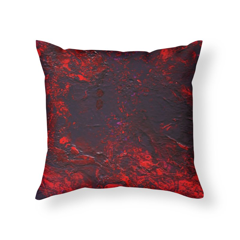 twenty11 Home Throw Pillow by Jason Henricks' Artist Shop