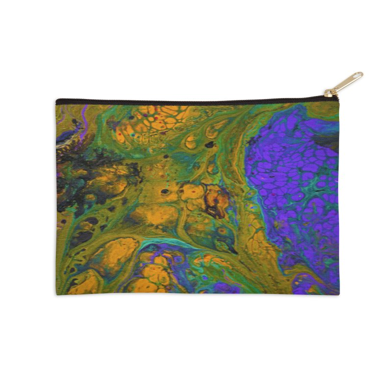 ninety1 Accessories Zip Pouch by Jason Henricks' Artist Shop