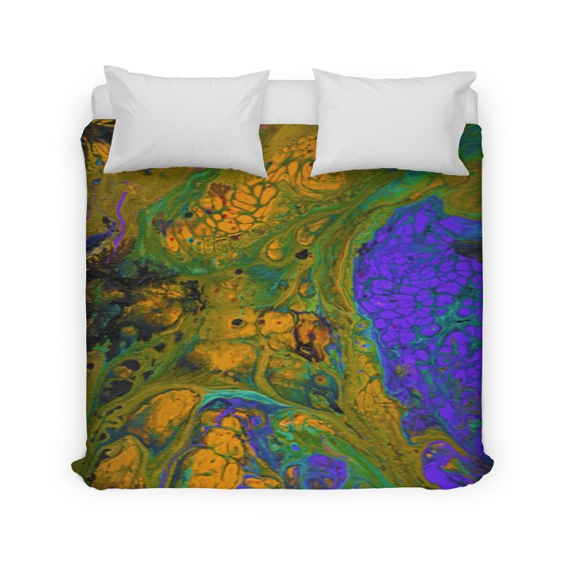 ninety1 Home Duvet by Jason Henricks' Artist Shop