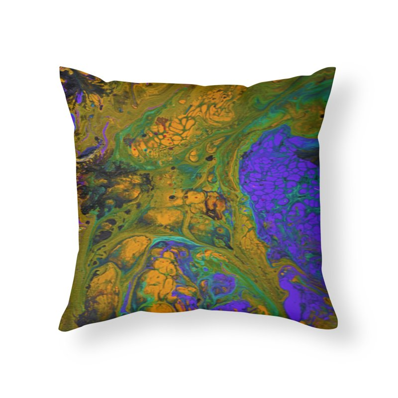 ninety1 Home Throw Pillow by Jason Henricks' Artist Shop