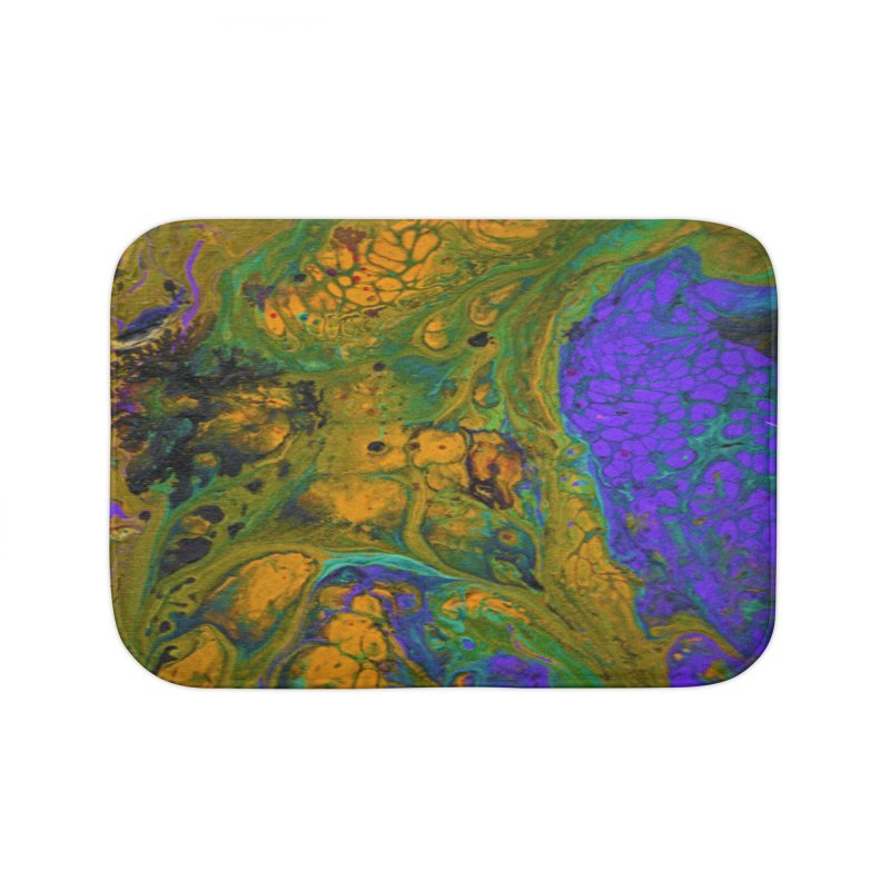 ninety1 Home Bath Mat by Jason Henricks' Artist Shop