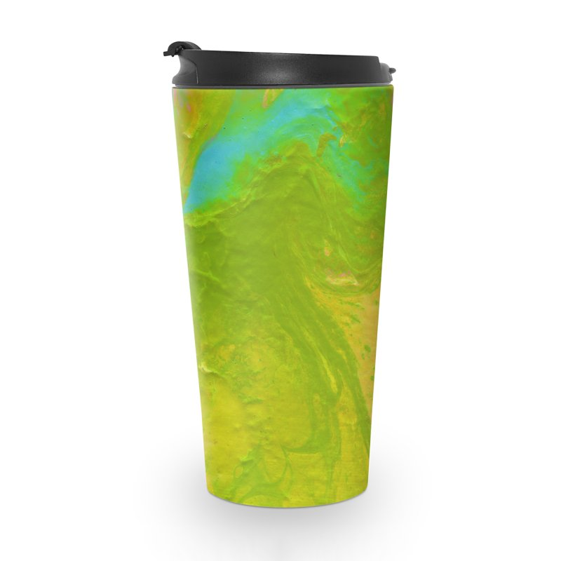 ninety2 Accessories Travel Mug by Jason Henricks' Artist Shop