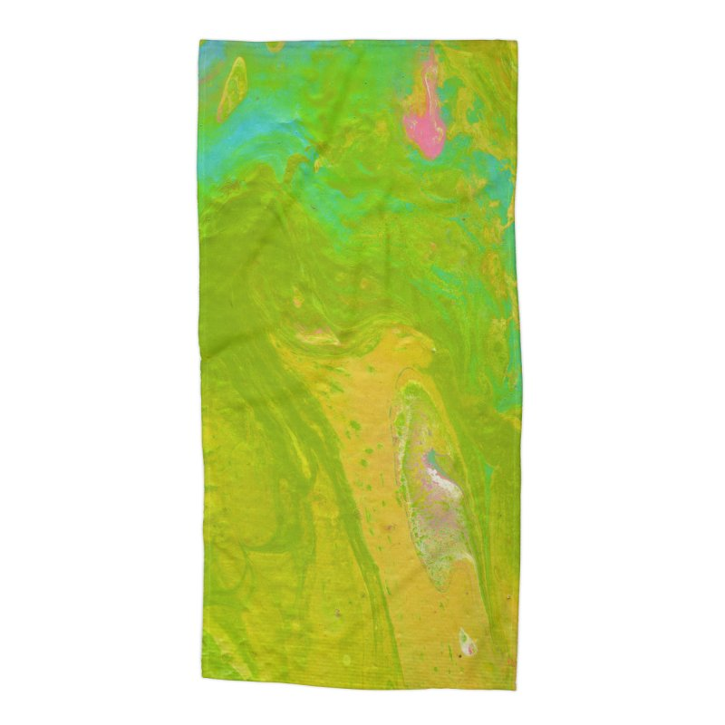 ninety2 Accessories Beach Towel by Jason Henricks' Artist Shop