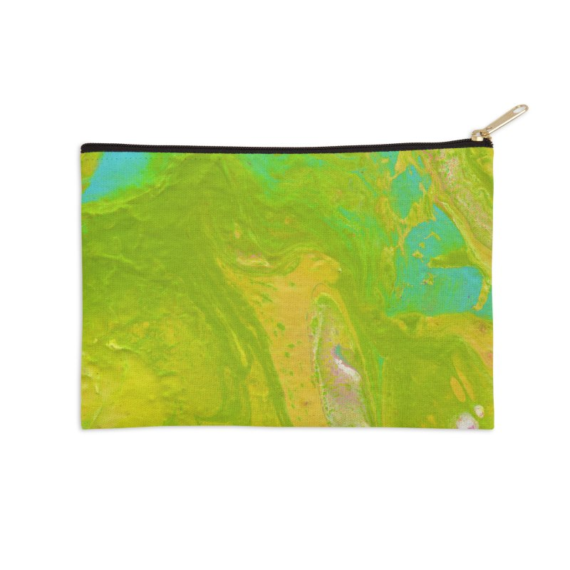 ninety2 Accessories Zip Pouch by Jason Henricks' Artist Shop
