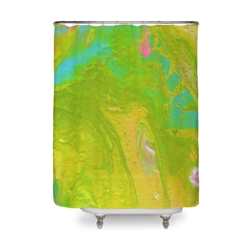 ninety2 Home Shower Curtain by Jason Henricks' Artist Shop