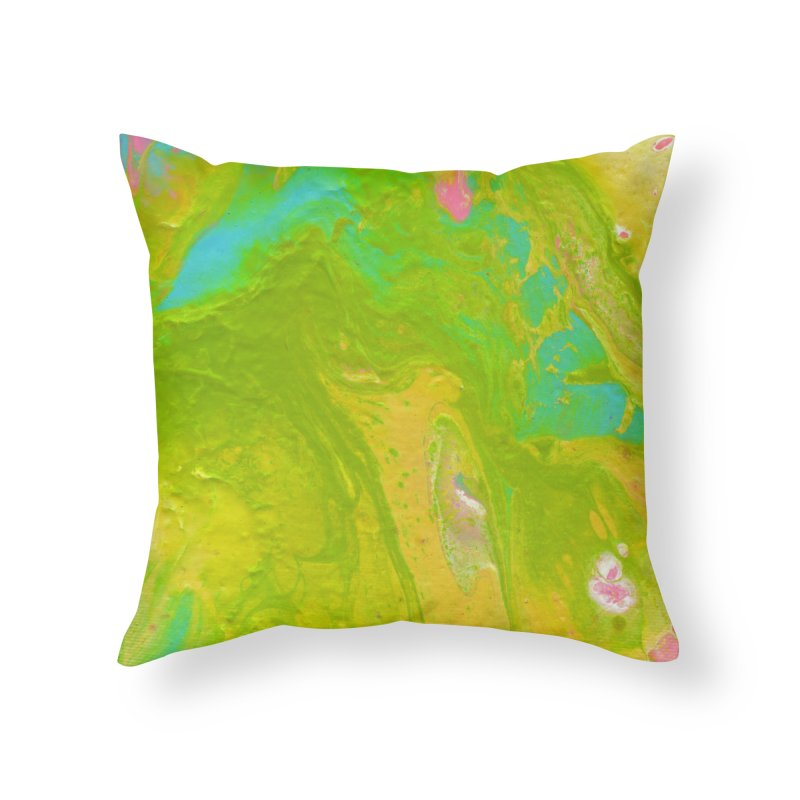 ninety2 Home Throw Pillow by Jason Henricks' Artist Shop