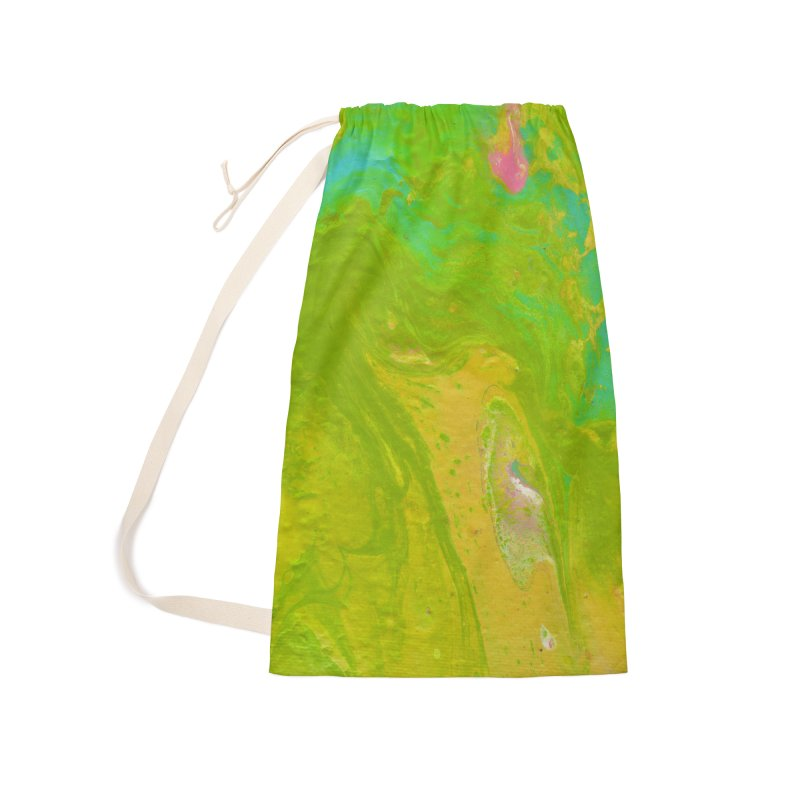ninety2 Accessories Laundry Bag Bag by Jason Henricks' Artist Shop