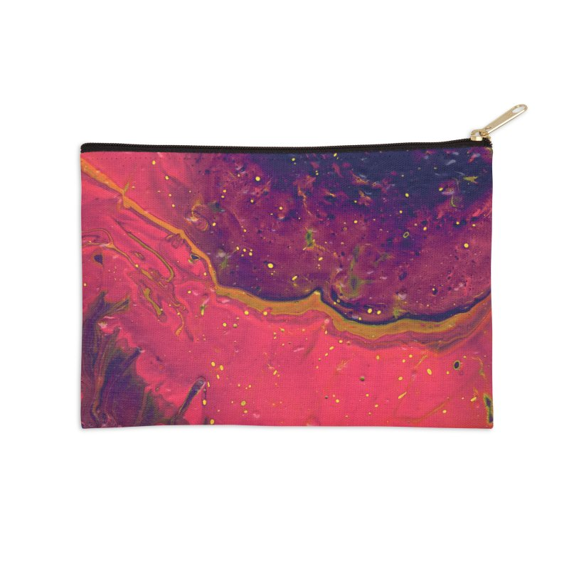 9t9 Accessories Zip Pouch by Jason Henricks' Artist Shop