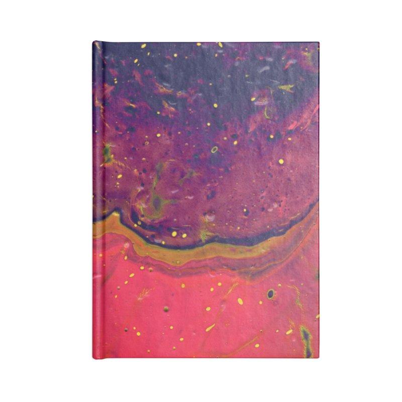 9t9 Accessories Lined Journal Notebook by Jason Henricks' Artist Shop