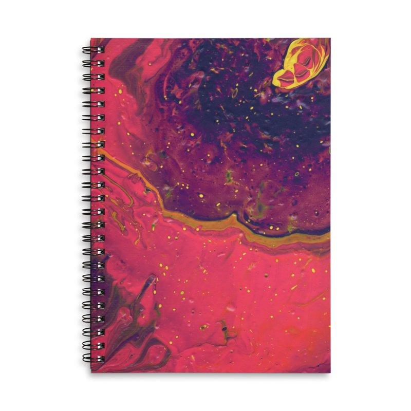 9t9 in Lined Spiral Notebook by Jason Henricks' Artist Shop