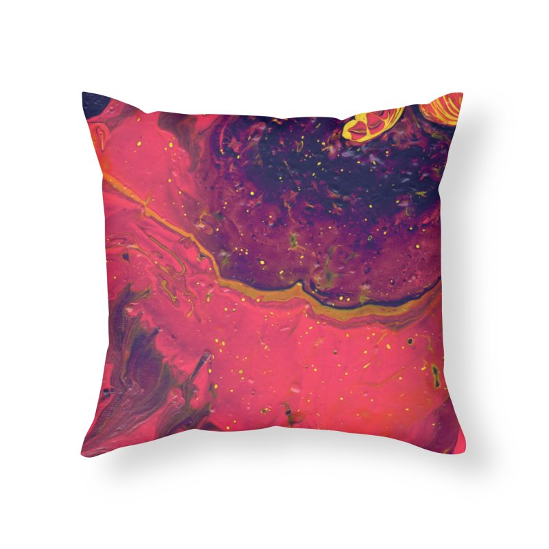 9t9 Home Throw Pillow by Jason Henricks' Artist Shop