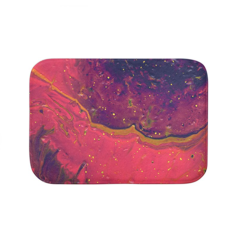 9t9 Home Bath Mat by Jason Henricks' Artist Shop