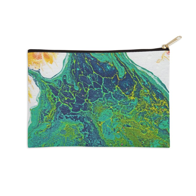 ninety5 Accessories Zip Pouch by Jason Henricks' Artist Shop