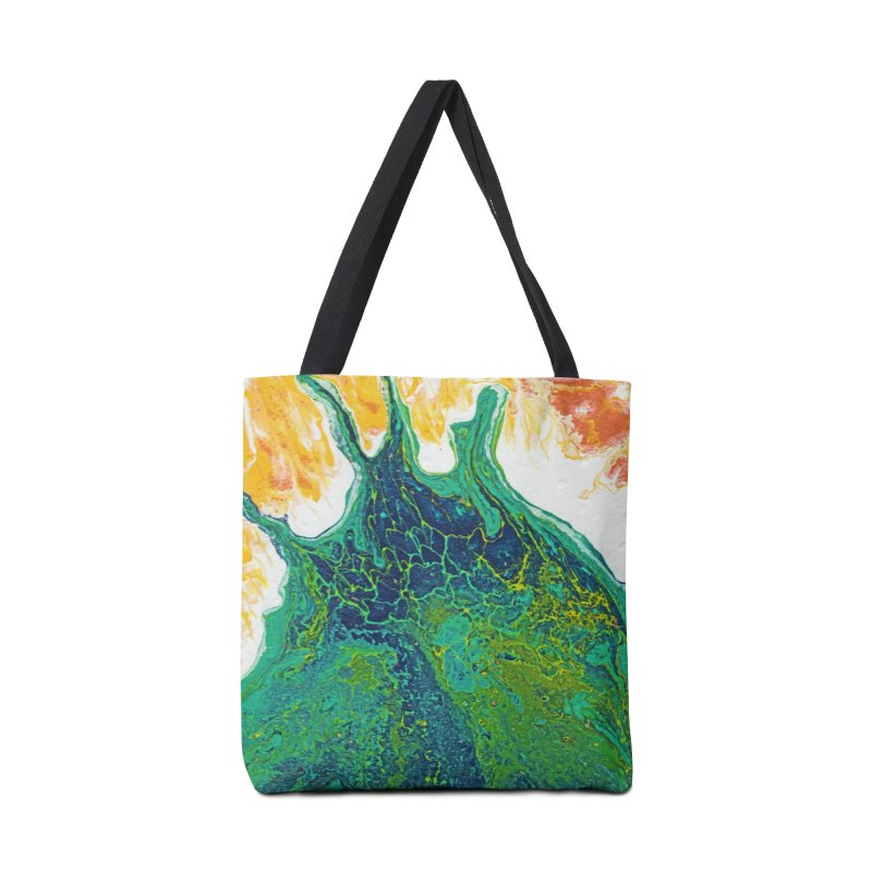 ninety5 Accessories Tote Bag Bag by Jason Henricks' Artist Shop
