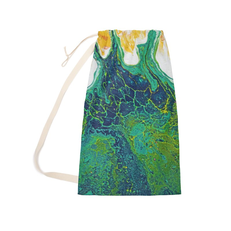 ninety5 Accessories Laundry Bag Bag by Jason Henricks' Artist Shop