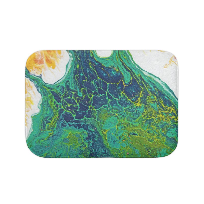 ninety5 Home Bath Mat by Jason Henricks' Artist Shop