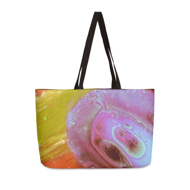 seventy9 Accessories Weekender Bag Bag by Jason Henricks' Artist Shop