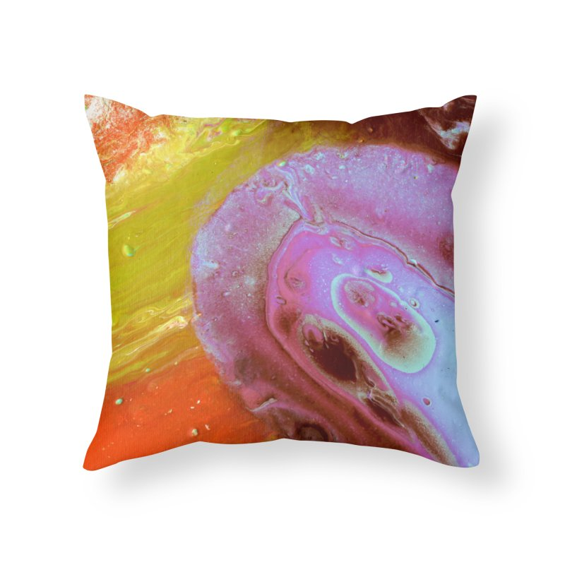 seventy9 Home Throw Pillow by Jason Henricks' Artist Shop